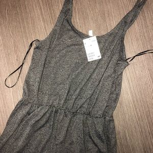 Gray H&M Jumpsuit